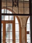 Northwestern Law Levy Mayer Building Doorway
