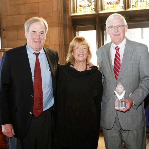 2014 Dean's Partnership Award